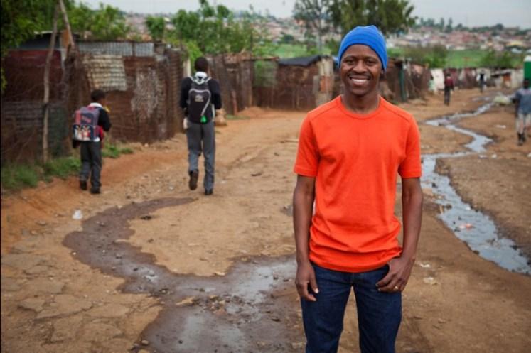 Thulani Madondo. Photo credit: Jonathan Torgovnik, reporter for CNN.
